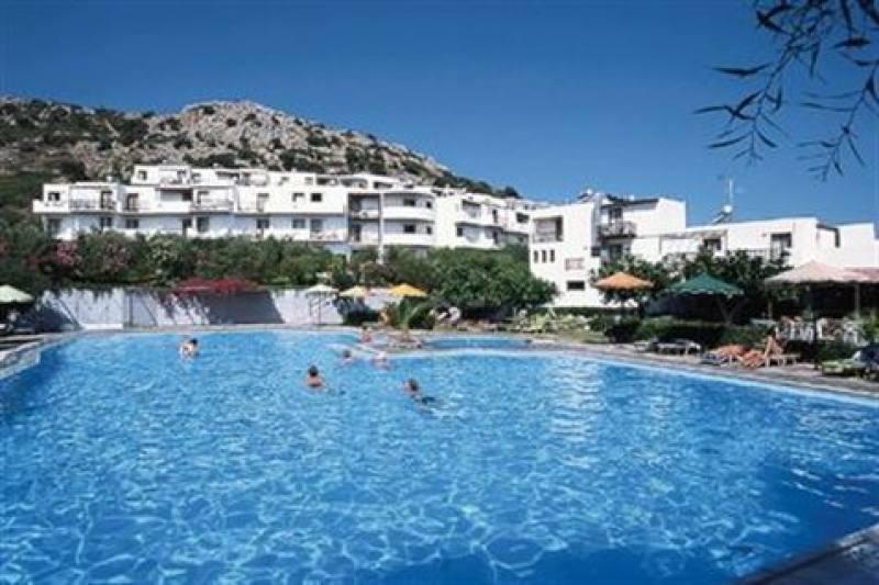Hotel Semiramis - Chersonissos - Heraklion Kreta